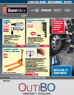 SUREWERX Outils